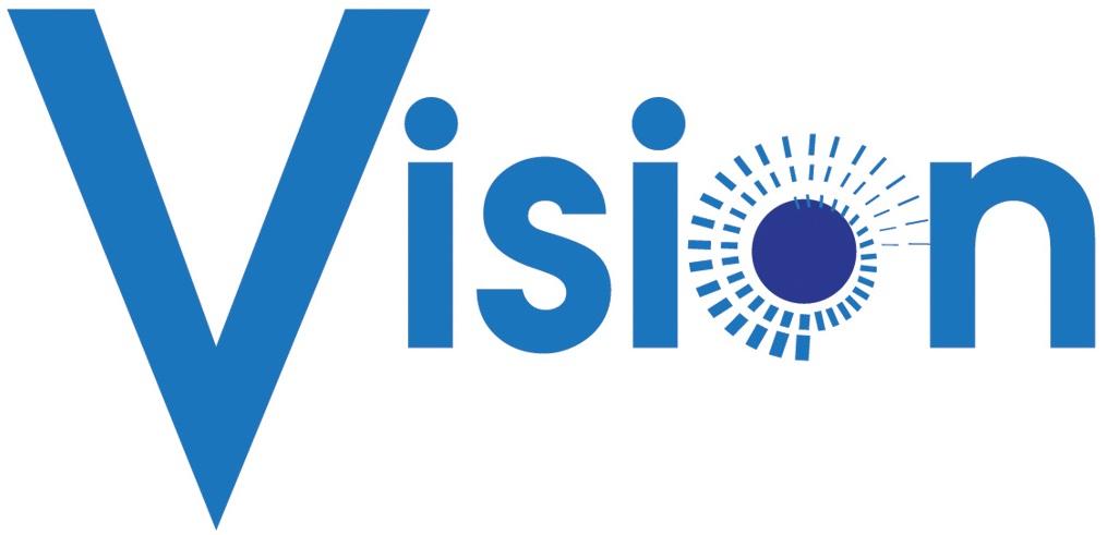 revised Vision Awards logo