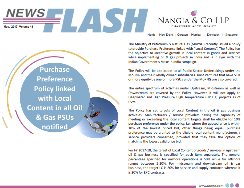 Nangia News flash 13