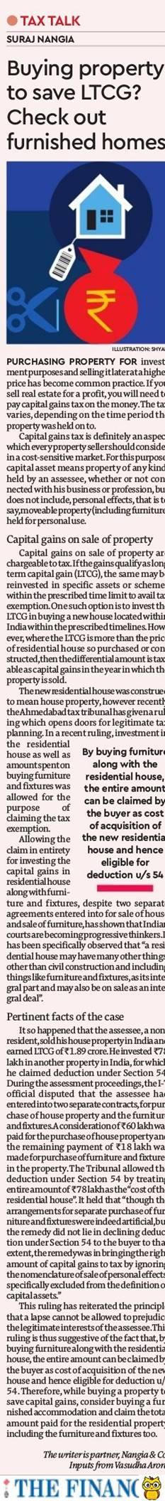 tax-talk-buying-property-to-save-ltcg-suraj-nangia