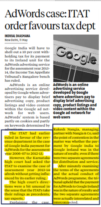 adwords-case-itat-order-favours-tax-department