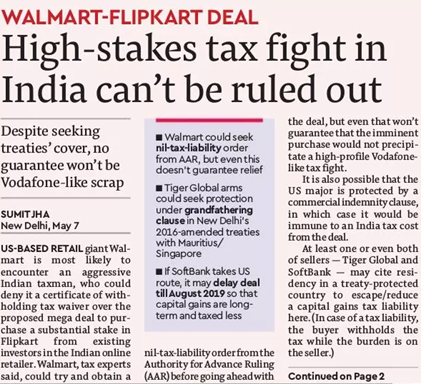 walmart-flipkart-deal-high-stakes-tax-fight-in-india-cant-be-ruled-out-amit-agarwal