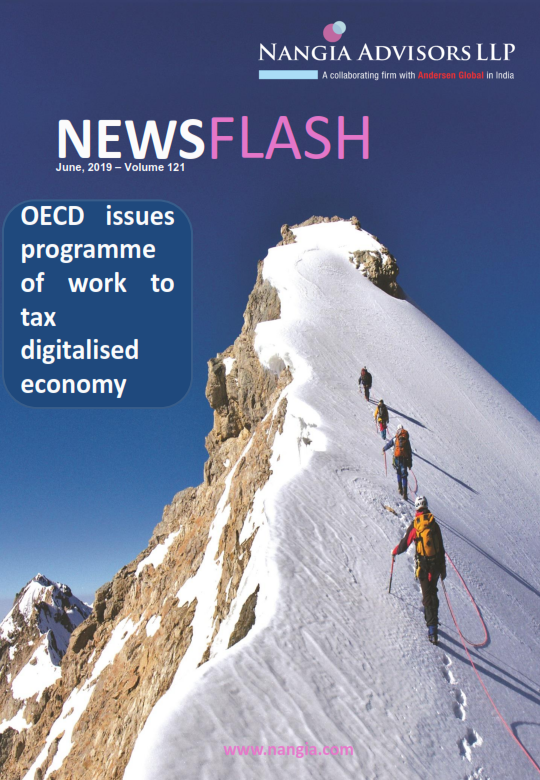 OECD issues programme of work to tax digitalised economy