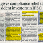 IFSC boost: CBDT gives compliance relief to non-resident investors